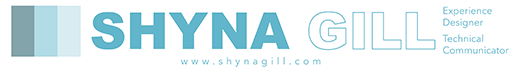 Shyna Gill | Instructional Designer & eLearning Developer Logo