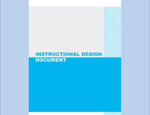 Instructional Design Document – Best Practices in Training Delivery for Low Literate Learners