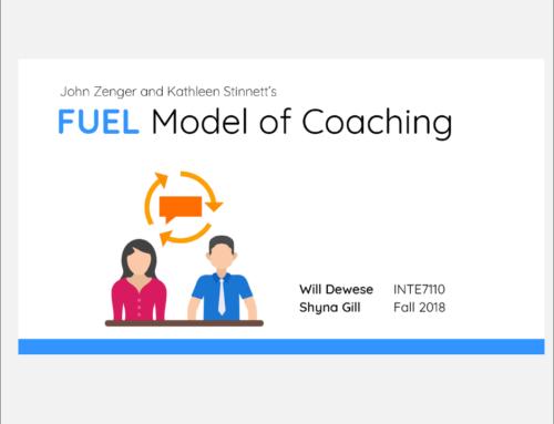 FUEL Coaching Model Presentation